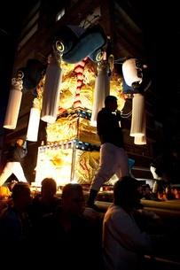 川之江太鼓祭りの写真素材 [FYI01703706]