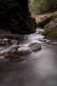 岩戸川流景の写真素材 [FYI01703735]