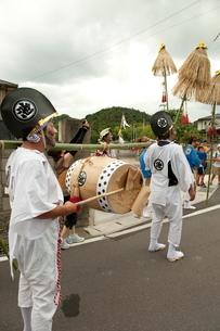 ひょうげ祭りの写真素材 [FYI01703736]