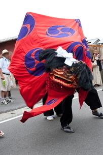 ひょうげ祭りの写真素材 [FYI01703774]