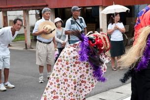 ひょうげ祭りの写真素材 [FYI01703776]