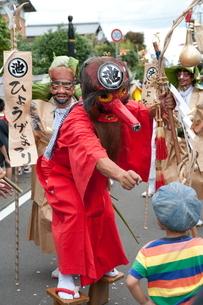 ひょうげ祭りの写真素材 [FYI01704190]