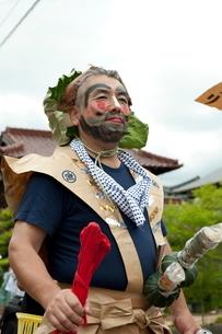 ひょうげ祭りの写真素材 [FYI01704200]
