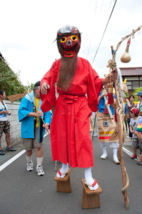 ひょうげ祭りの写真素材 [FYI01704206]