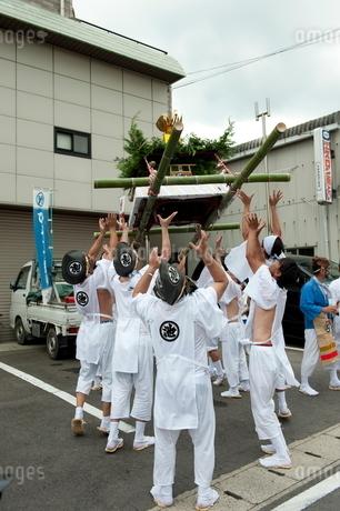 ひょうげ祭りの写真素材 [FYI01704522]
