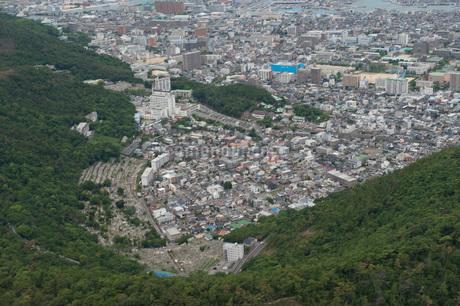 高松市街地(空撮)の写真素材 [FYI01704545]