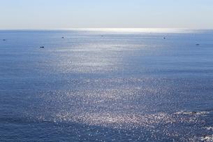 光る海の写真素材 [FYI01704881]