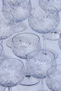ワイングラスの集合の写真素材 [FYI01708279]