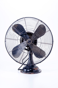 古い扇風機の写真素材 [FYI01708583]