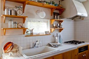 カントリーキッチンの写真素材 [FYI01708638]
