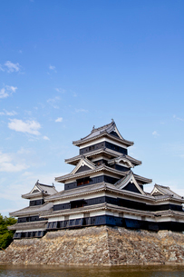 松本城の写真素材 [FYI01708877]