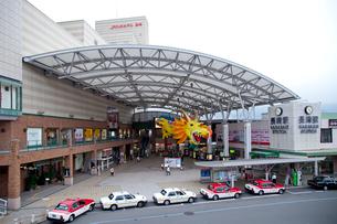 長崎駅前の写真素材 [FYI01709689]