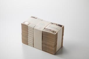 1000万の札束の写真素材 [FYI01709744]