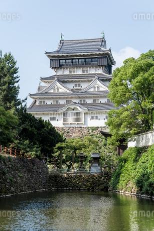 小倉城の写真素材 [FYI01709761]