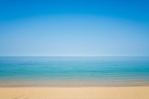 石垣島サンセットビーチの写真素材 [FYI01709802]