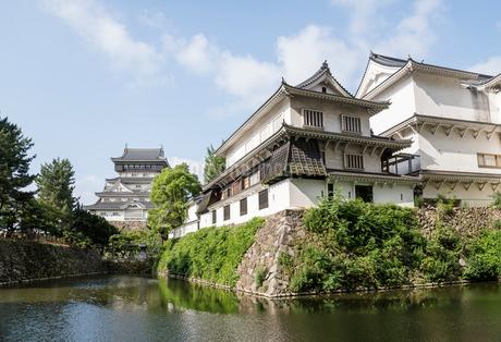 小倉城の写真素材 [FYI01709820]