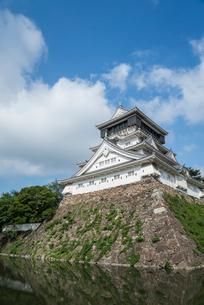 小倉城の写真素材 [FYI01709858]