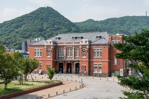 北九州市旧門司税関の写真素材 [FYI01709879]