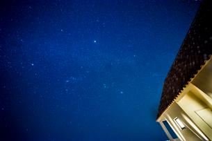 石垣島の星空の写真素材 [FYI01709901]