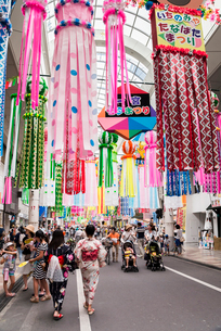 一宮七夕祭りの写真素材 [FYI01709912]