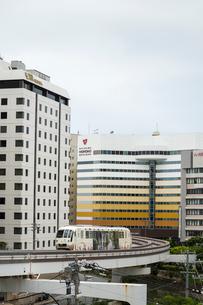 沖縄都市モノレール「ゆいレール」の写真素材 [FYI01710103]