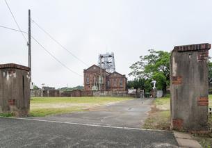 三池炭鉱万田坑の写真素材 [FYI01710123]