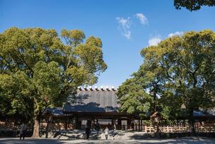 熱田神宮本宮の写真素材 [FYI01710192]