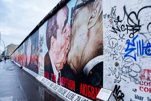 ベルリンの壁の写真素材 [FYI01710234]