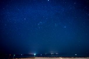 石垣島の星空の写真素材 [FYI01710348]