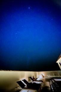 石垣島の星空の写真素材 [FYI01710428]