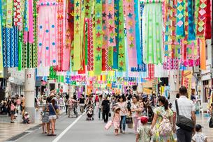 一宮七夕祭りの写真素材 [FYI01710547]