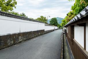 萩城下町風景の写真素材 [FYI01710575]
