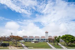 沖縄県平和祈念資料館の写真素材 [FYI01710638]