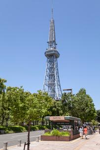 名古屋テレビ塔の写真素材 [FYI01710696]