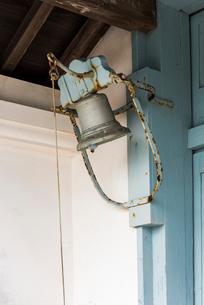 出津教会堂の鐘の写真素材 [FYI01710732]