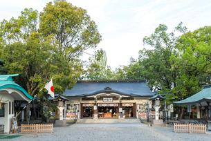 加藤神社本殿の写真素材 [FYI01710769]