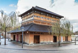 山代温泉古総湯の写真素材 [FYI01710917]