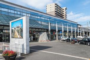 JR今治駅風景の写真素材 [FYI01710965]