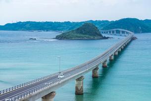 角島大橋の写真素材 [FYI01711154]