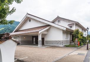 津和野町立安野光男美術館の写真素材 [FYI01711173]