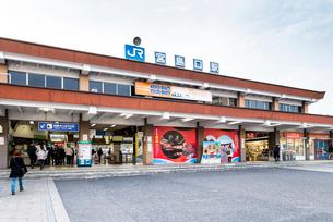 JR宮島口駅の写真素材 [FYI01711268]