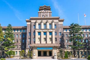 名古屋市役所正面の写真素材 [FYI01711281]