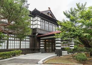 萩・明倫学舎の写真素材 [FYI01711289]