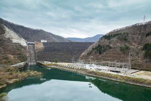 九頭竜ダムの写真素材 [FYI01711302]