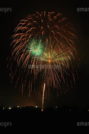 花火の写真素材 [FYI01711570]