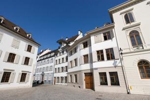 スイス バーゼル旧市街の写真素材 [FYI01711593]