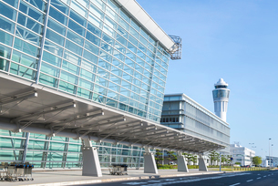 中部国際空港の写真素材 [FYI01711756]