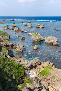 東平安名崎から東シナ海を望むの写真素材 [FYI01711809]