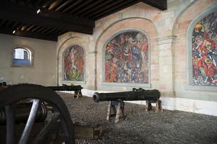 スイス ジュネーブ旧市街 武器庫の写真素材 [FYI01711896]