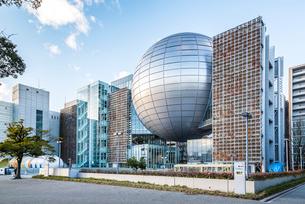 名古屋市科学館の写真素材 [FYI01712464]